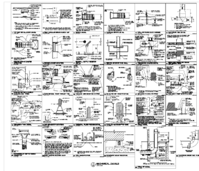 MEP Plan Details Sheet