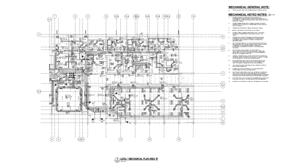 MEP Floor Plans Sheet